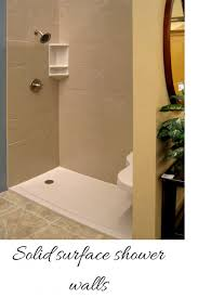 grout free shower and tub wall panels