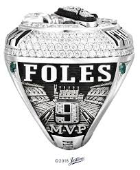 Feast Your Eyes On The Philadelphia Eagles First Super Bowl Rings Phillyvoice