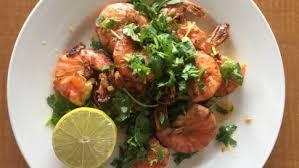 tiger prawns in garlic er recipe