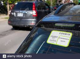 Car Park Sticker High Resolution Stock Photography And Images Alamy