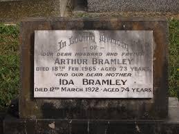 Ida Wallace Bramley (Gore) (1897 - 1972) - Genealogy