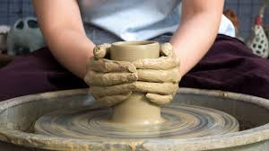 how to bisque or biscuit fire pottery