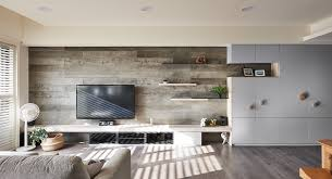 decorate the wall you hang your tv