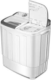 Full Automatic Washer And Spin Dryer 10 Lbs Load Capacity Compact Laundry Washer With Built In Uv Light For Apartments Rvs And Small Space Living Safeplus Portable Washing Machine Appliances Washers Dryers