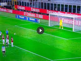 Milan-Atalanta, rigore al VAR: Donnarumma salva i suoi (VIDEO ...