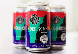 odd crush woodchuck cider
