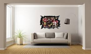 Nfl San Francisco 49ers Wall Decal Egraphicstore