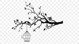 Wall Decal Sticker Branch Png 700x459px Wall Decal Accent Wall Art Bedroom Birdcage Download Free