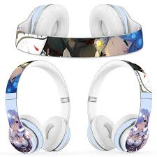 New Ultra Thin Protective Wrap Cover Sticker Universal Vinyl Decal Skin For Beats Solo 2 3 Wireless Headphone Headset Earphone Accessories Aliexpress