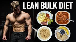 how to eat to build muscle lose fat