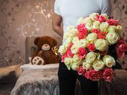 اجمل صور بوكيه ورد لاعياد الميلاد وللأحبه Fresh Flower Bouquets