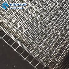 China Heavy Gauge Galvanized Welded Wire Mesh Fence Panel China Welded Wire Mesh Welded Metal Mesh