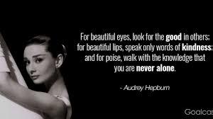 top most inspiring audrey hepburn quotes to open your heart
