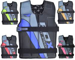 5 safety rules for weighted vests