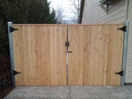 Wood Gates Quality Fence Company