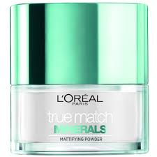 true match minerals mattifying powder