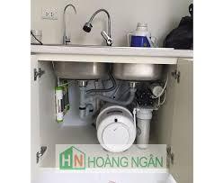 Lắp máy lọc nước Jenpec tại 210 Nguyễn Văn Cừ Long Biên