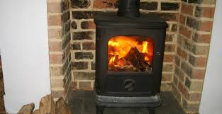 wood burning stoves installation cost
