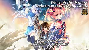 Fairy Fencer F Advent Dark Force We Re In The Money Achievement Trophy Guide Youtube