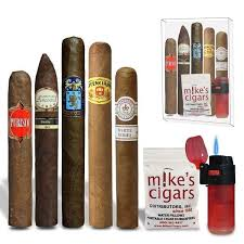 holiday cigars in gift pack