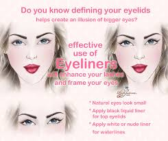 makeup tips for your eyes appear bigger