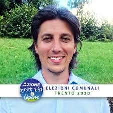 Andrea Bisegna Candidato Elezioni Comunali Trento 2020 - Home