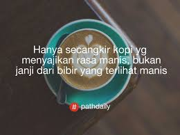 janji motivasi kutipan kopi kutipan terbaik