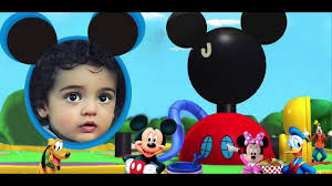 Video Invitacion Mickey Mouse Cumpleanos Youtube
