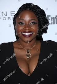 Idara Victor arrives Entertainment Weekly Honors Nominees ...
