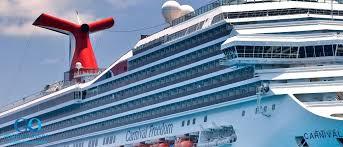 carnival cruise lines debarkation go