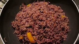receta cubana arroz congri cubano moros