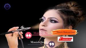iwata airbrush make up by manish makeup