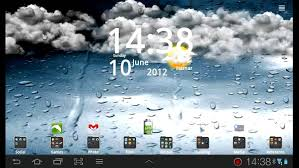 go weather live wallpaper you