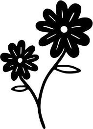 Amazon Com Ranger Products Daisy Flower Vinyl Graphic Car Truck Windows Decor Decal Sticker Die Cut Vinyl Decal For Windows Cars Trucks Tool Boxes Laptops Macbook Virtually Any Hard Smooth Surface