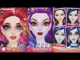 makeup me videos games for