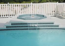 blue hawaiian fiberglass pools and spas