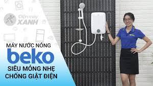 Máy nước nóng Beko: chống giật điện, chống bỏng da (BWI45S1N-213 ...