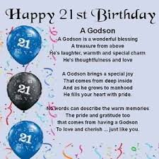 best poem st birthday wishes for godson greetings nice wishes