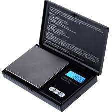 1x digital pocket scale 1000g x 0 1g