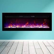 bizhomart doris electric fireplace