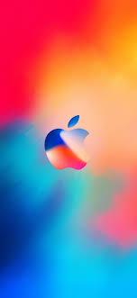radioactive apple sign iphone wallpaper