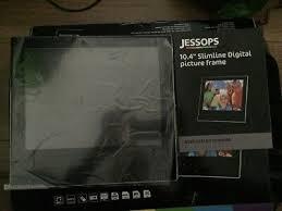 jessops 10 digital photo frame manual