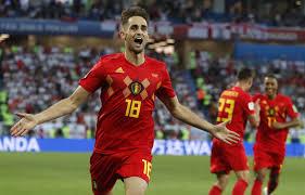Coupe du monde: la Belgique s'offre l'Angleterre et des soucis pour plus  tard