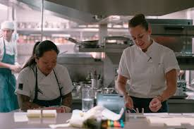 """Hilary Henderson of CUT by Wolfgang Puck Beverly Hills: """"5 Things I Wish  Someone Told Me Before I Became a Chef"""" 