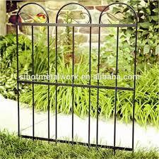 Simple Iron Garden Fence Grass Steel Fence Metal Trellis Wrought Iron Garden Edge Buy 8 Panels Rabbit Fence Decorative Metal Fence Panels Iron Garden Trellis Product On Alibaba Com