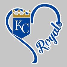 I Heart Royals Window Decal Kansas City Baseball World Series Champs Kansas City Royals Logo Kansas City Royals Crafts Kansas City Baseball