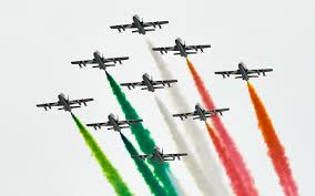 Giro d'Italia per le Frecce Tricolori, il calendario con tutte le ...