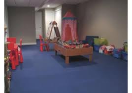 Carpeted Children S Playroom Flooring