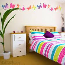Butterfly Stencil Set Kids Room Decor Stencils For Walls Furniture Craft 10030 Ebay