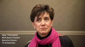 Jane Thompson on NSPA Membership on Vimeo